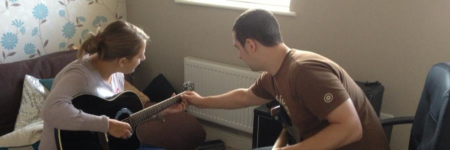 Elite guitar coaching